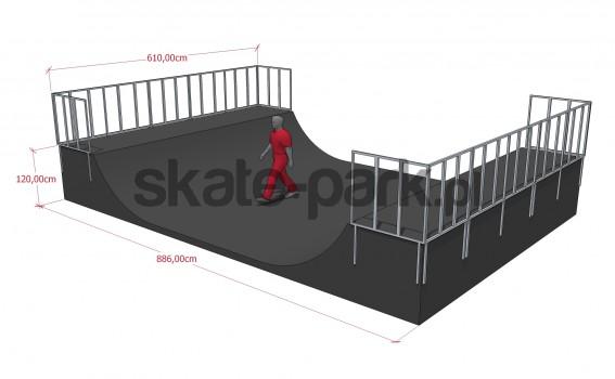 Przykładowy skatepark 030109