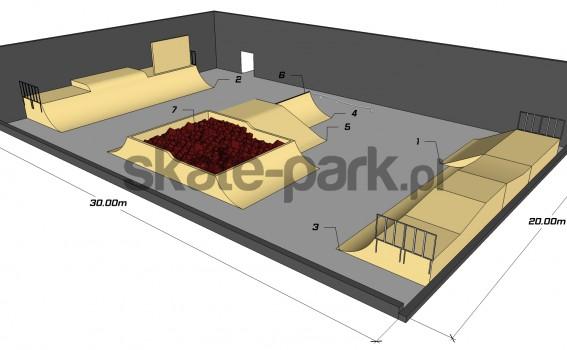 Przykładowy skatepark 340511