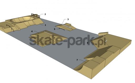 Przykładowy skatepark 530611