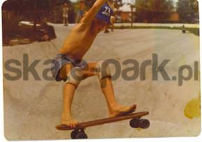 Old skatepark