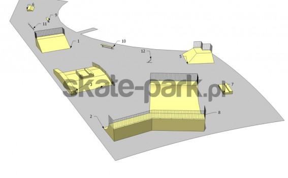 Przykładowy skatepark 010410