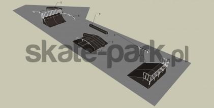 Przykładowy skatepark 010809