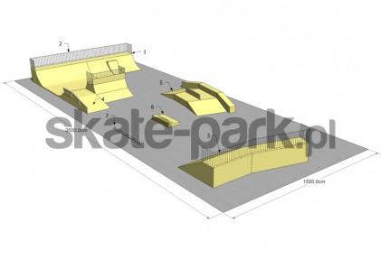 Przykładowy skatepark 020108