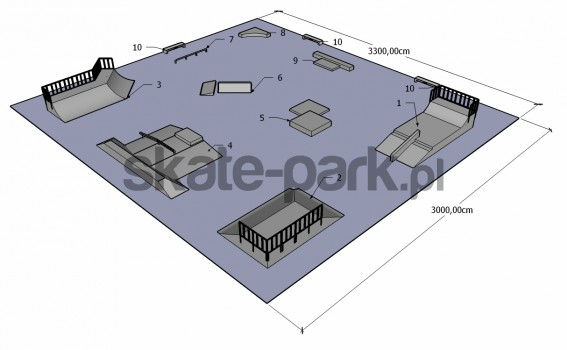 Przykładowy skatepark 020510