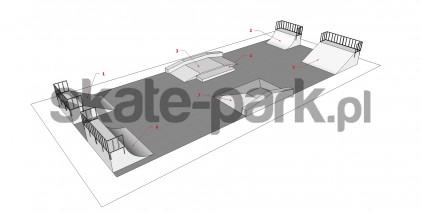 Przykładowy skatepark 050109