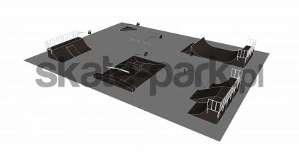 Przykładowy skatepark 050710