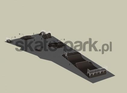 Przykładowy skatepark 050809