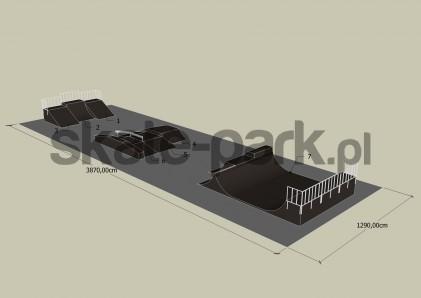 Przykładowy skatepark 060909