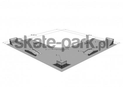 Przykładowy skatepark 070409