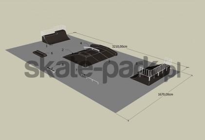 Przykładowy skatepark 071009
