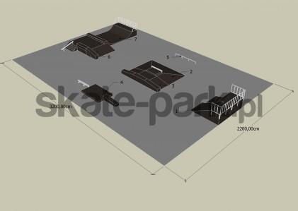 Przykładowy skatepark 080411