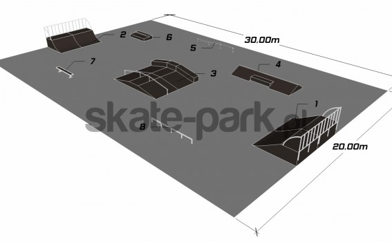 Przykładowy skatepark 090810