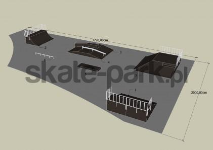 Przykładowy skatepark 120909