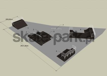 Przykładowy skatepark 140909