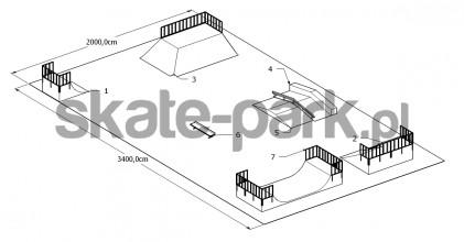 Przykładowy skatepark 210509