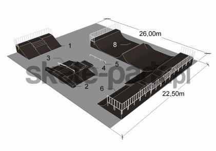 Przykładowy skatepark 210610