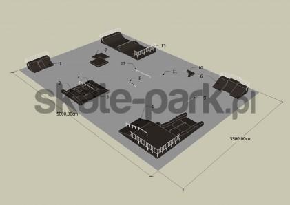 Przykładowy skatepark 210909