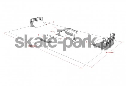 Przykładowy skatepark 220209