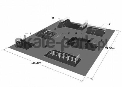 Przykładowy skatepark 230311