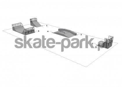 Przykładowy skatepark 250209