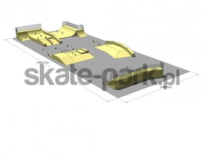 Przykładowy skatepark 250508