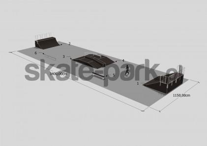 Przykładowy skatepark 260309