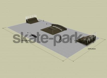 Przykładowy skatepark 280309