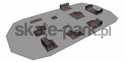 Przykładowy skatepark 281110