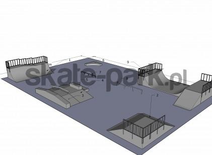 Przykładowy skatepark 300409