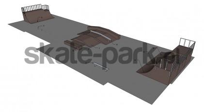 Przykładowy skatepark 320910