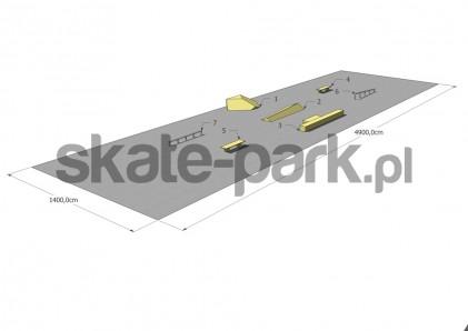 Przykładowy skatepark 330511