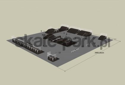 Przykładowy skatepark 410909