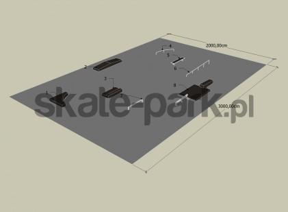 Przykładowy skatepark 420909