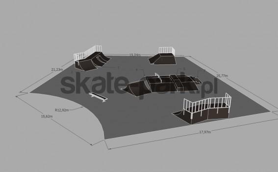 Przykładowy skatepark 421109