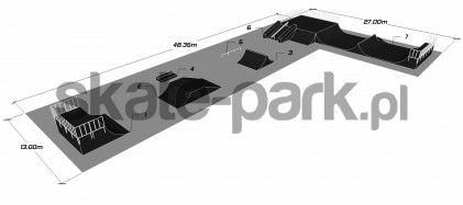 Przykładowy skatepark 440611