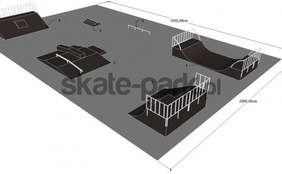 Przykładowy skatepark 470710