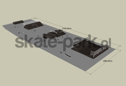 Przykładowy skatepark 470909