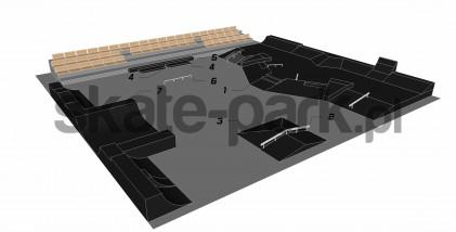 Przykładowy skatepark 501010