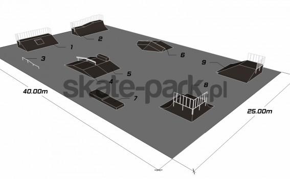 Przykładowy skatepark 560710