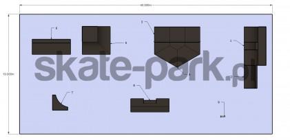 Przykładowy skatepark 610710