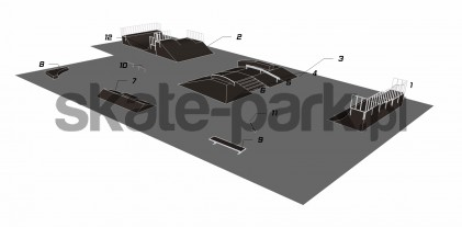 Przykładowy skatepark 680310