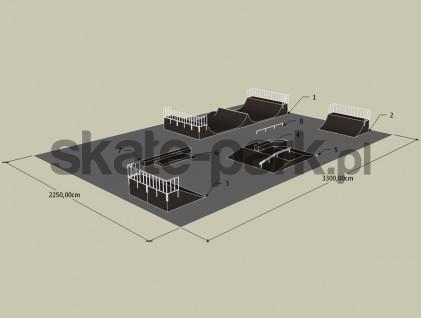 Przykładowy skatepark 800910