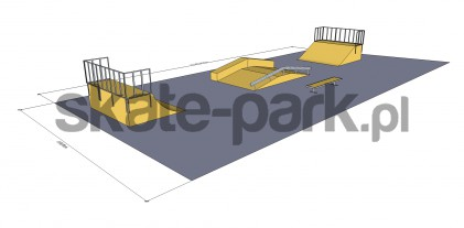 Przykładowy skatepark 950309