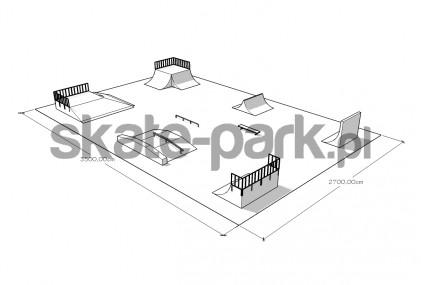 Przykładowy skatepark 980209