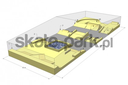 Przykładowy skatepark 991009