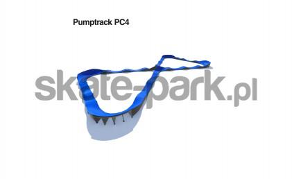 Pumptrack modułowy PC4