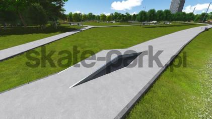 Skatepark betonowy 050415