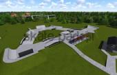 Skatepark betonowy 091515