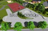 Skatepark betonowy 101515