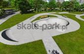 Skatepark betonowy 112015